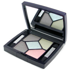 Тени для век Christian Dior -  5-Colour Eyeshadow №390 Mystic Jade